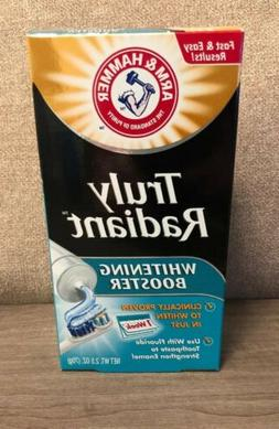 Arm & Hammer Truly Radiant Whitening Booster 2.5 oz. EXP 4/