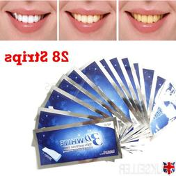 14pack 28pc Teeth Whitening Stirps 30 Minutes Treat  Tooth W