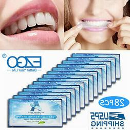 28PC Professional Teeth Whitening Strips Advance Tooth Bleac
