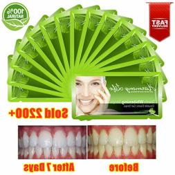 28pc Teeth Whitening Stirps 30 Minutes Treat 14pack Tooth Wh