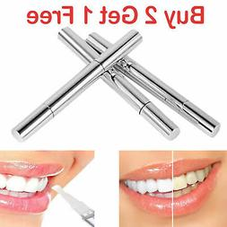 44% Teeth Whitening Tooth Bleaching Whitener Pen Oral Gel Sy
