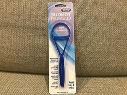 PURELINE TONGUE CLEANER , Pearl White