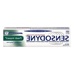 Sensodyne with Fluoride Maximum Strength