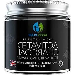 Activated Charcoal Natural Teeth Whitening Powder   Proven S