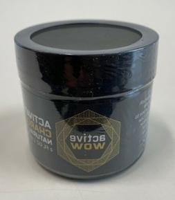Active Wow Activated Coconut Charcoal Powder Natural Teeth W