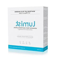 Lumist Advanced Teeth Whitening Strips Professional Results