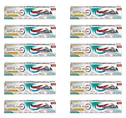 12x Aquafresh Whitening Toothpaste Multi Action Invigorating