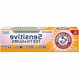 Arm & Hammer Sensitive Teeth and Gums Toothpaste, 4.5 oz