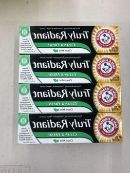 Arm & Hammer Truly Radiant Clean & Fresh Toothpaste, Clean M