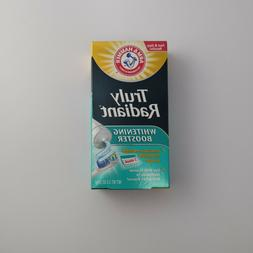 Arm & Hammer Truly Radiant Whitening Booster 2.5 oz. EXP 12/