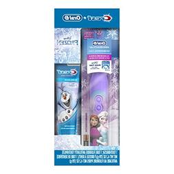 Oral-B and Crest Kid's Holiday Pack Toothpaste & Toothbrush