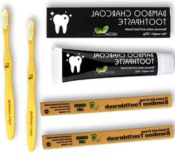 Bamboo Charcoal Toothpaste Charcoal teeth whitening 2 Bamboo