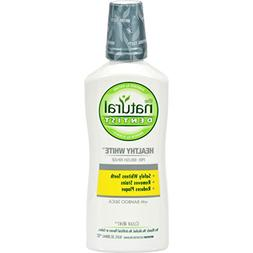 Natural Dentist Pre-Brush Whitening Rinse - Clean Mint - Whi