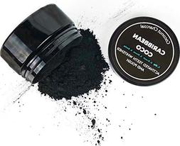 CARBON COCO - Coconut Charcoal Teeth Whitening By Caribbean