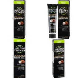 The Natural Dentist Charcoal Fluoride-Free Safe To Use Tooth