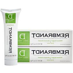 Rembrandt Deeply White + Peroxide Whitening Toothpaste 2.6 o