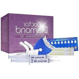 Dr. Diamond Complete 3D At-Home Teeth Whitening Kit Rated #1