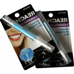 Reach Essentials Instant Teeth Whitening Pen Made in the USA