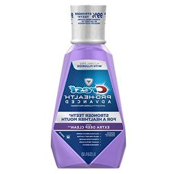 Crest Pro-Health Advanced with Extra Deep Clean Mouthwash, C