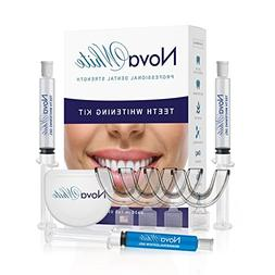 Professional At-Home Teeth Whitening Kit with  5ML Syringes,