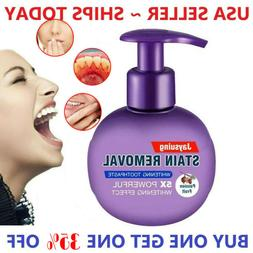 intensive stain removal teeth whitening toothpaste bleeding