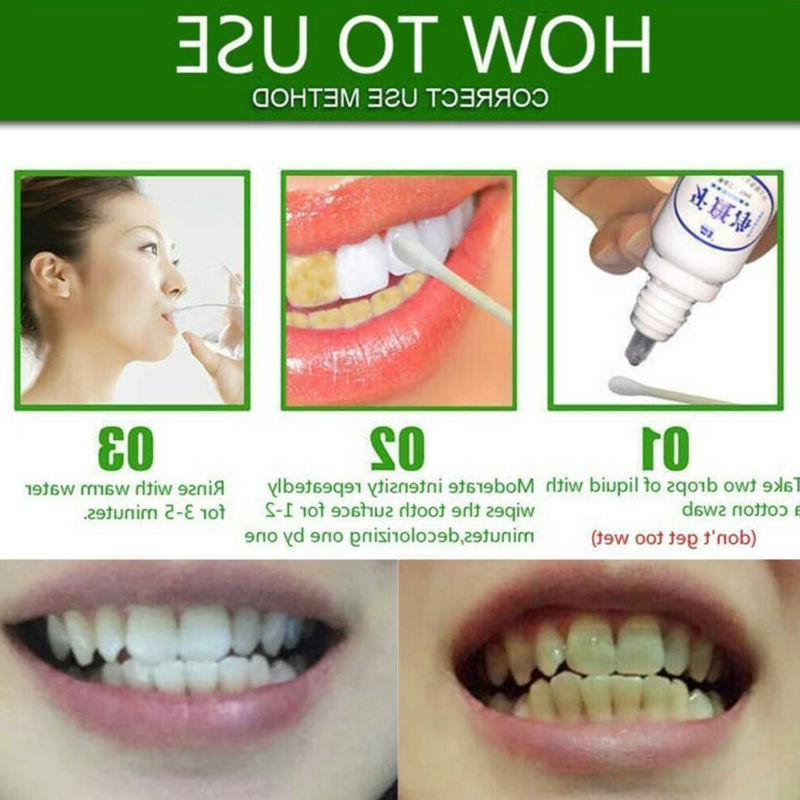 1pcs Tooth Water Clear Dirt
