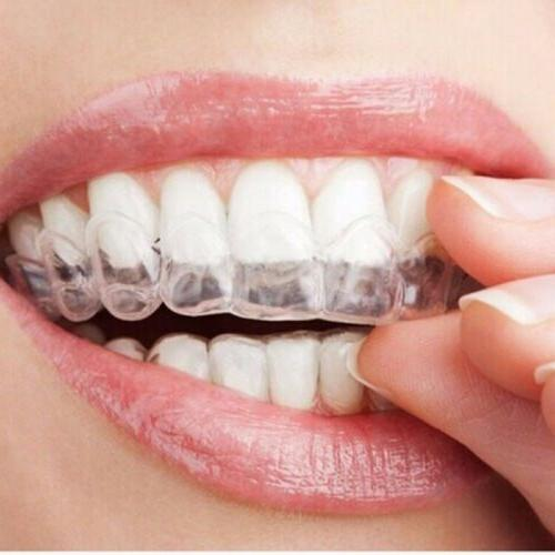 2PC Tray Guard Thermo Gum Shield Tooth Bleaching