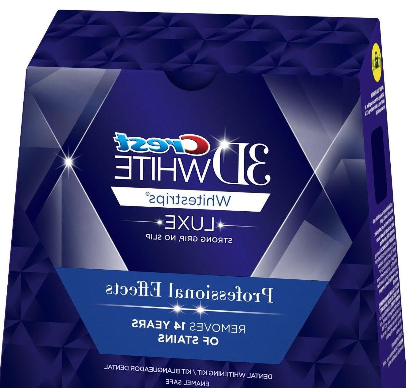 3d white whitestrips professional effects 20 strips