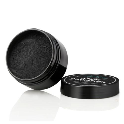 Natural Charcoal Whitening Stain Teeth