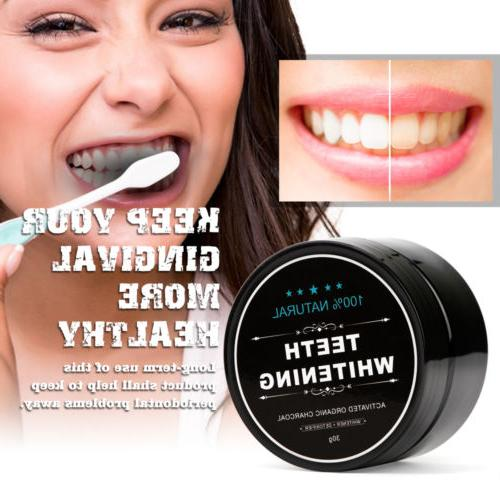 Natural Whitening Stain Teeth Cleanser