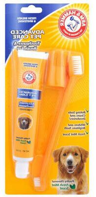 Arm & Hammer Dog Dental Care Fresh Breath Kit for Dogs | Con