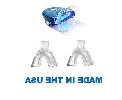Teeth 44% Dental Bleaching Whitener 4 + LED Light