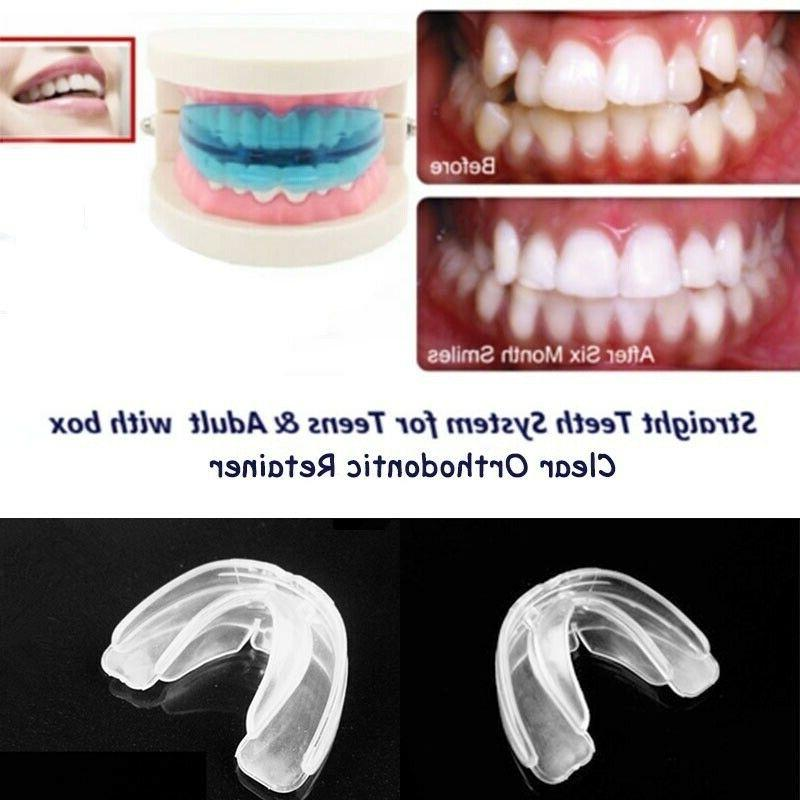 teeth whitening mouth trays guard thermo gum