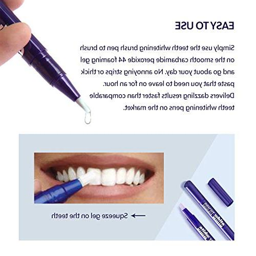 Asavea Teeth Whitening Pen Safe 35