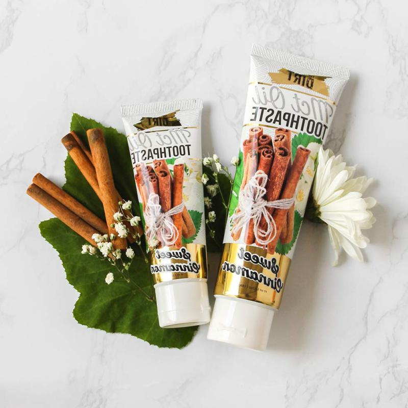 The Dirt Cinnamon Coconut Natural with Essential