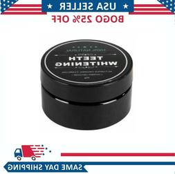 100% ORGANIC COCONUT ACTIVATED CHARCOAL NATURAL TEETH WHITEN