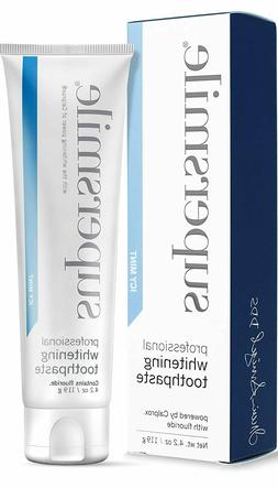 Supersmile Professional Teeth Whitening Toothpaste with Fluo