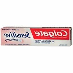 Colgate Sensitive Maximum Strength Sensitive Whitening Tooth