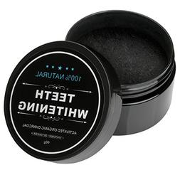 Iwotou Teeth Whitening Charcoal Powder Natural Activated Cha