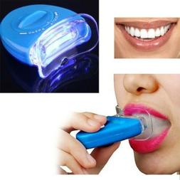 Teeth Whitening KitGels Trays  White LED Light Professional