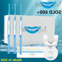 Mysmile TEETH WHITENING KIT Hi Enjoy your Pearly White Brigh