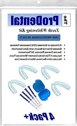 ProDental Professional Teeth Whitening Kit - Made in USA - F