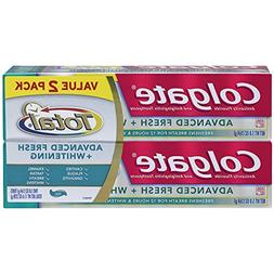 Colgate Tot Adv Fresh Gel Size 5.8z Colgate Total Advanced F