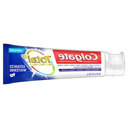 Colgate Total Advanced Whitening Toothpaste For Sensitive Te