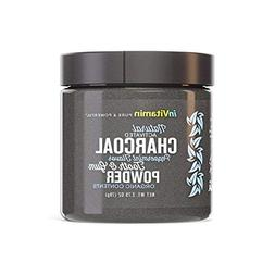 Natural Whitening Tooth & Gum Powder w/Activated Charcoal  -
