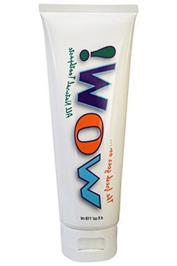 Wow All Natural Toothpaste